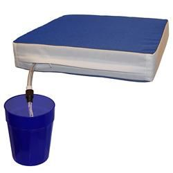 Sippin' Seat Flask Stadium Seat Cushion...I have seen it all! Hilarious and something every football fan will find useful!