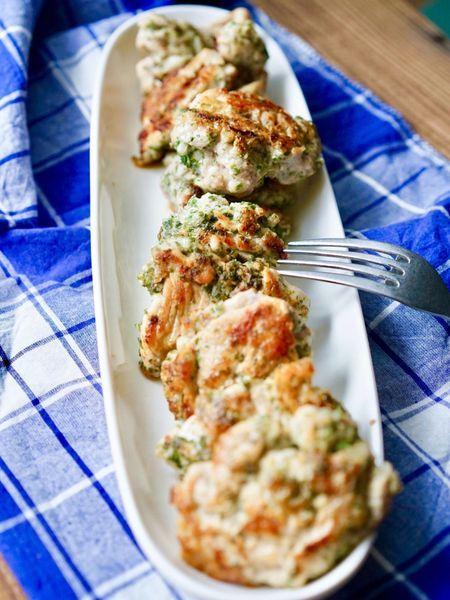 豚のこま切れで!お弁当にも美味しい「豚こまのマヨチーズ海苔焼き」のレシピ