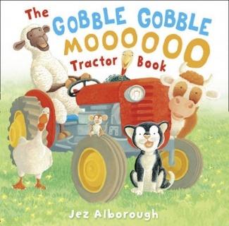 The Gobble Gobble Moooooo Tractor Book