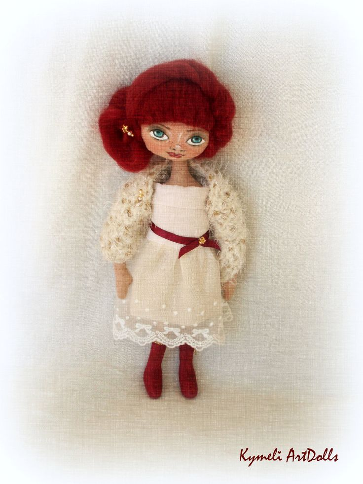 Collectible Art Doll - 29cm