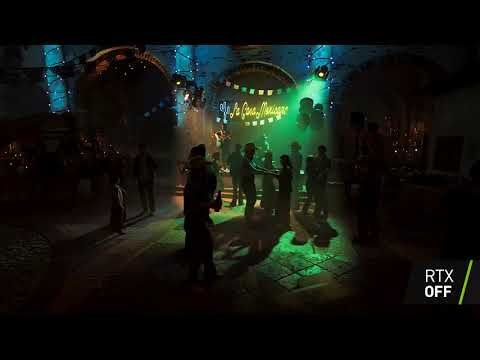 Shadow of the Tomb Raider Official GeForce RTX Real Time Ray