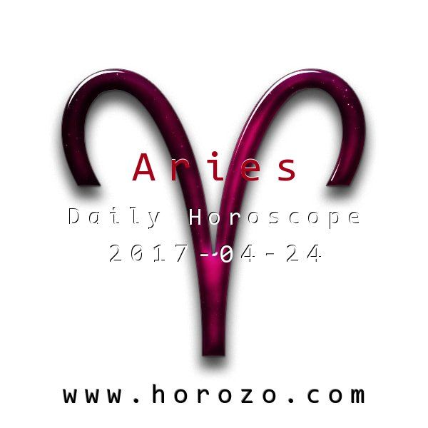 Aries Daily horoscope for 2017-04-24: Your dedication to your people is legendary, and today's amazing energy helps you guide them in exactly the right direction. You can get subtle and help them see the light is quiet ways.. #dailyhoroscopes, #dailyhoroscope, #horoscope, #astrology, #dailyhoroscopearies