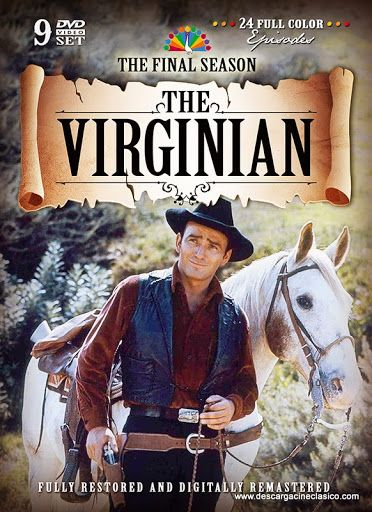 El Virginiano (Serie Tv) (1962) 8º Temp. Latino | DESCARGA CINE CLASICO