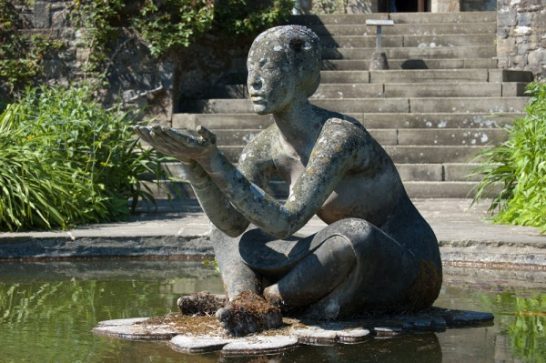 Stsatuette For Outdoor Ponds: 17 Best Images About Garden Statues On Pinterest