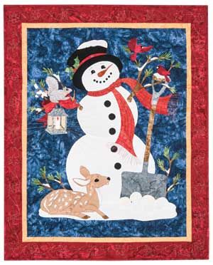 96 best Quilts- Snowman blocks images on Pinterest | Snowmen ... : snowman quilt patterns applique - Adamdwight.com