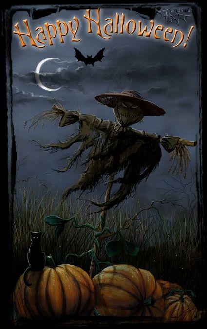 5 nouveaux fonds d'écran animés gratuit pour Halloween