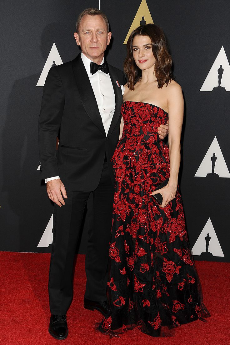 Rachel Weisz in Oscar de la Renta, Academy of Motion Pictures Arts and Sciences 2015 Governors Awards