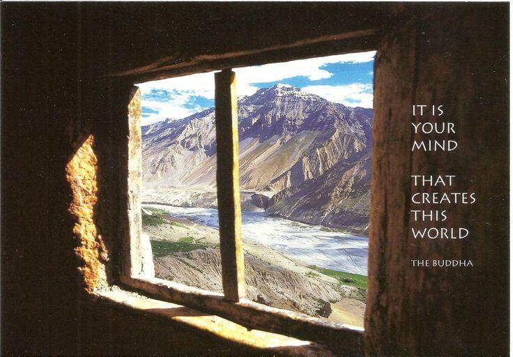 Tushita: TIB122 - Ansichtkaart - The window   Postkaarten   kaartfanaat