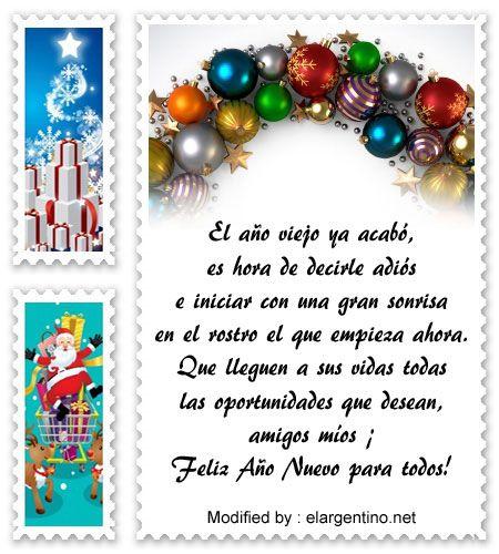 originales saludos de Navidad  para compartir,descargar tarjetas bonitas con frases para Navidad gratis