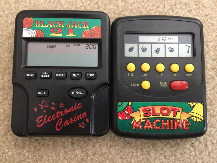 Radio shack slot machine ebay