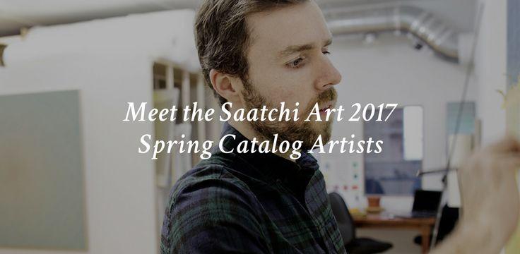 Meet the Saatchi Art 2017 Spring Catalog Artists – Canvas: a blog by Saatchi Art