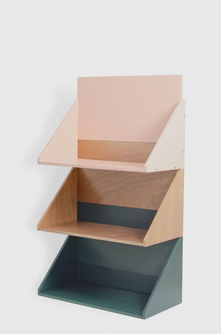 UGO minimal shelving system