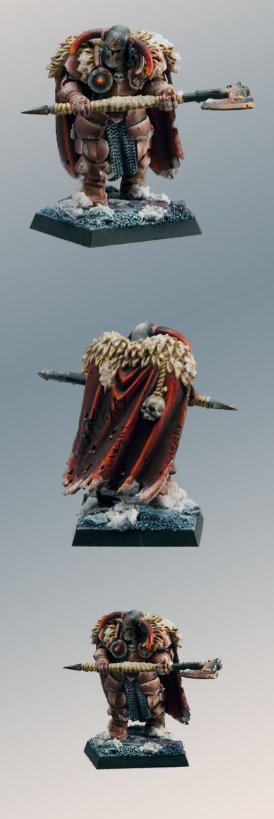 Chaos warrior #warhammer