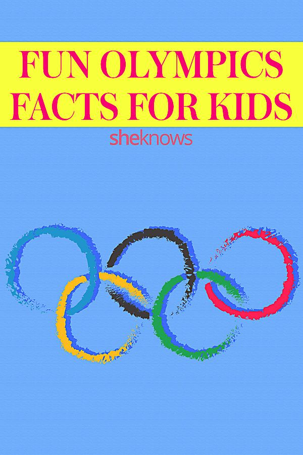 Olympics facts for kids