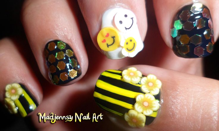 207 best Nail Art by Madjennsy images on Pinterest | Nails ...