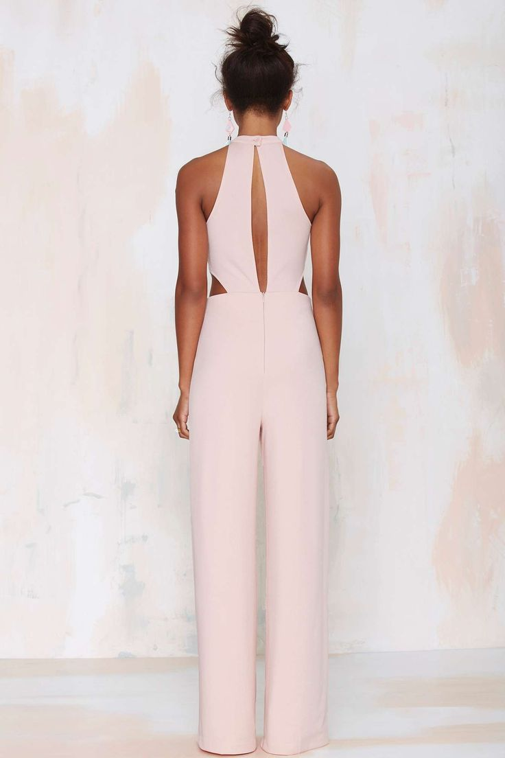 Nasty Gal Jeslina Cutout Jumpsuit | Shop What's New at Nasty Gal