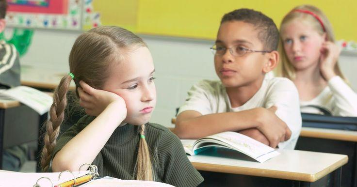 Τι κάνω όταν ο μαθητής δεν με προσέχει;