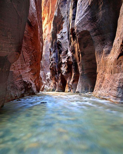 Virgin River Kayaking Zion Narrows 37