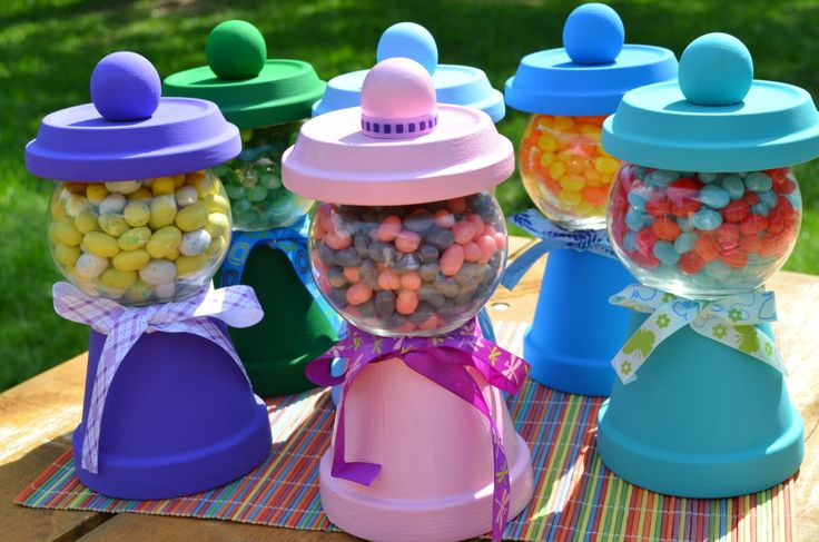 Bubble Gum Machine Craft