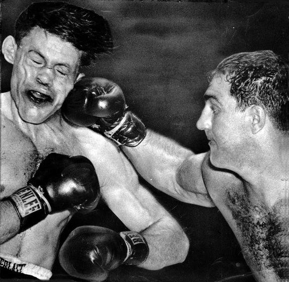 Rocky Marciano, historia de otra leyenda