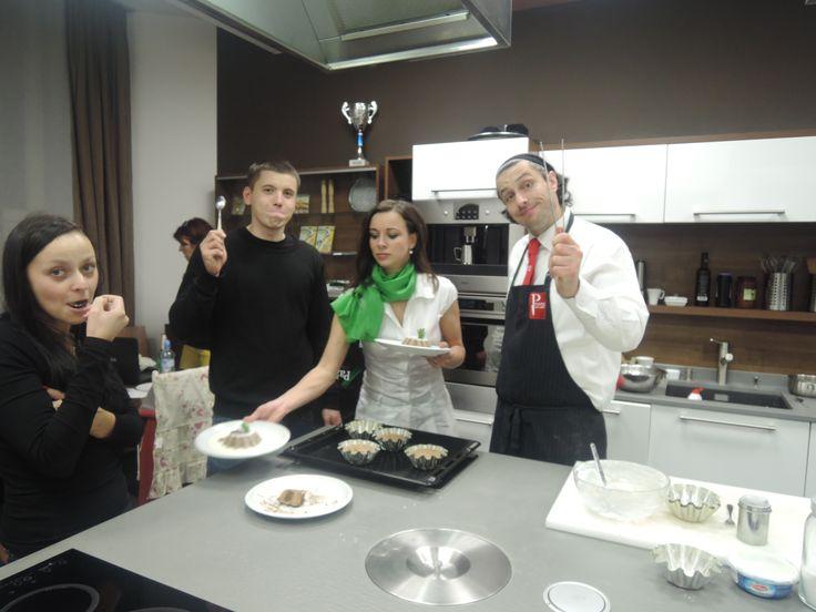 Pažitka vaří s Martinem Kinclem a spotřebiči značky Whirlpool
