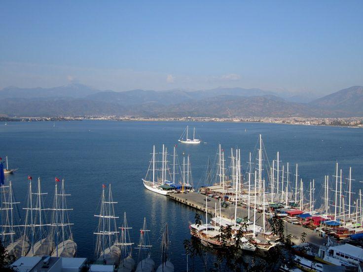 Beautiful Fethiye -- Turkey's Mediterranean Coast
