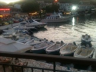 Kassiopi Harbour  ... beautiful!!