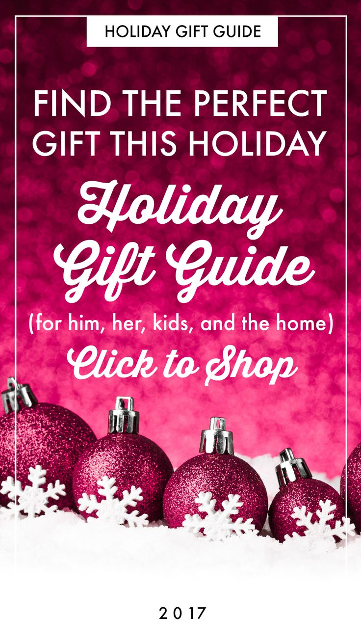 Looking for gift ideas for him, her, kids, tweens, and the home? Check out @WhispersInspire's #HolidayGiftGuide!