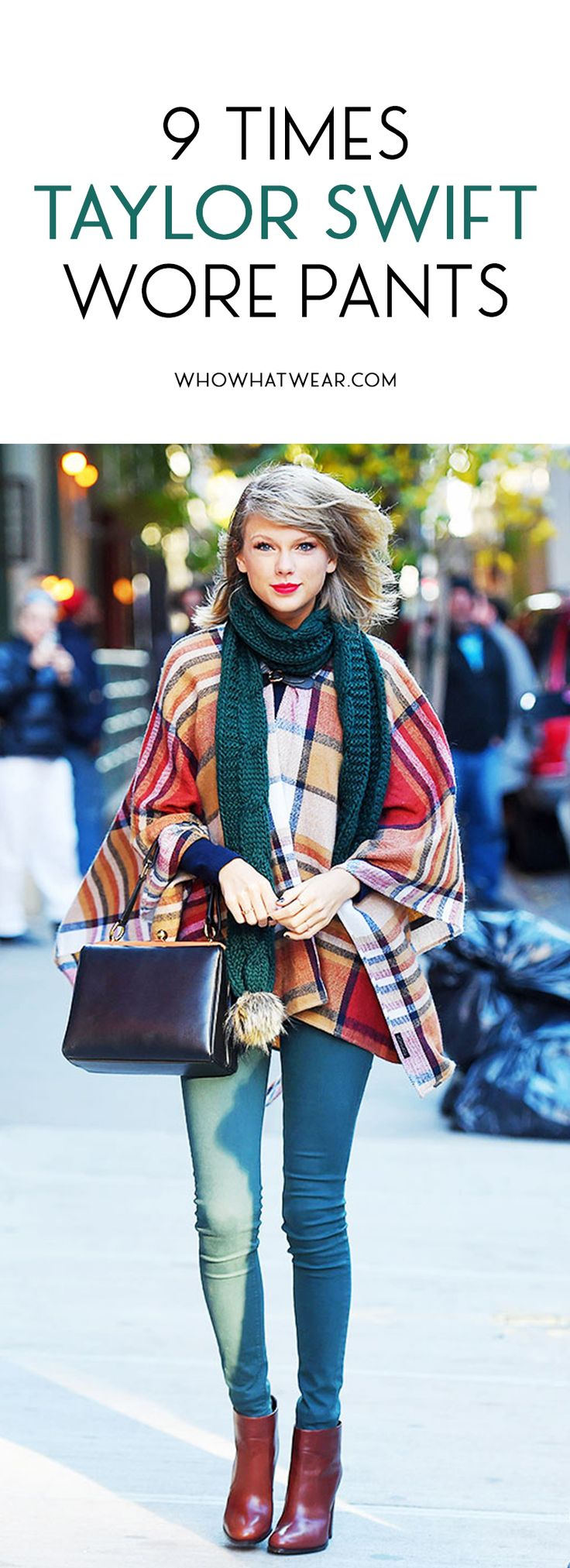 Taylor Swift's best fall outfits