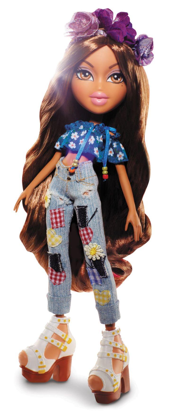 Bratz® Hello My Name is... Doll- Yasmin