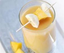 Smoothie z banana i mango | Przepisownia