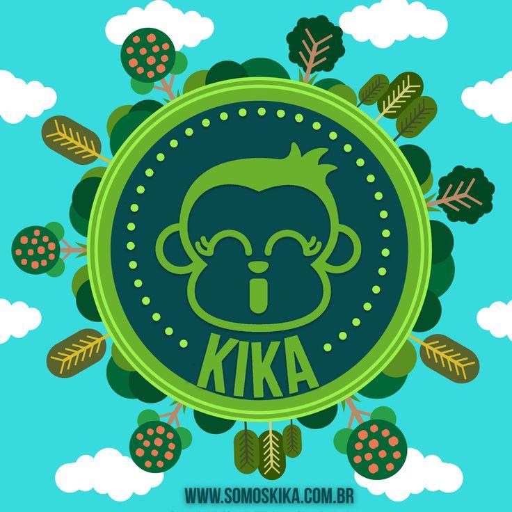 """O Dia da Ecologia é celebrado em 5 de junho em homenagem a chamada """"Conferência de Estocolmo"""", um encontro promovido pela Organização das Nações Unidas (ONU) em 1972, responsável por tratar os assuntos ambientais.🌍🌲🌷🌴❤️#kikadodia #kikaporai #somoskika  #moda #bolsa #novacoleção #fashion #baglovers #newcollection #ecologia #natureza #amonatureza"""