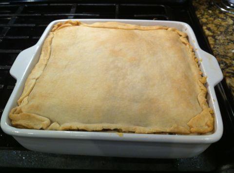 Easy Pot Pie Recipe