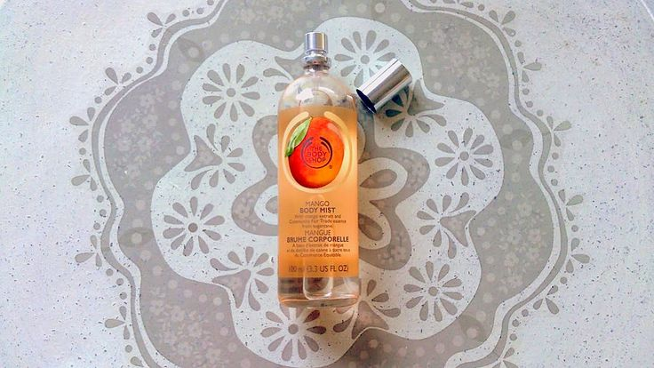 Fresh summer - The Body Shop