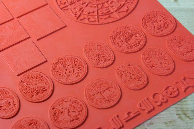 スタンプだいすき!〜ハンコ工場のわくわくスタンプだより〜: シルバークレイ(純銀粘土)を使ったシルバーアクセサリーの作り方