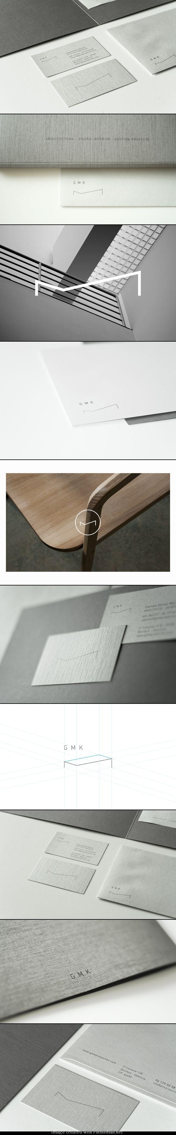 GMK Architects - Identity | Alex Monzó
