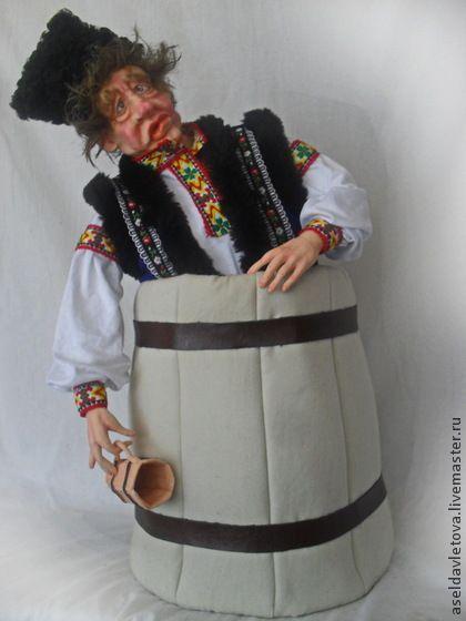 Кукла грелка на чайник - авторская кукла,единственный экземпляр,подарок на любой случай