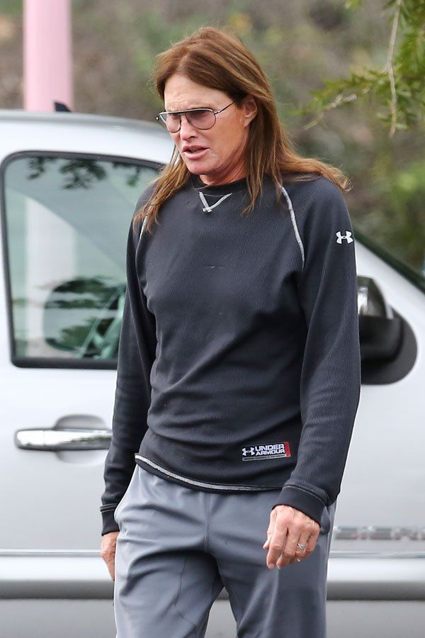 Bruce Jenner Transformation Photos — Reveals Puffy Lips Trout Pout With Khloe Kardashian | Radar Online