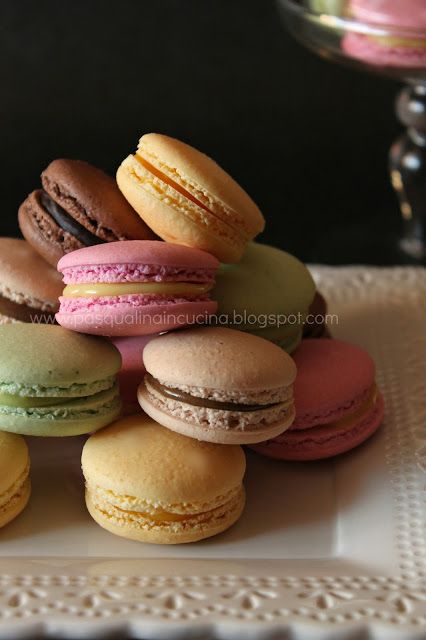Pasqualina in cucina: Miracolo macarons!!