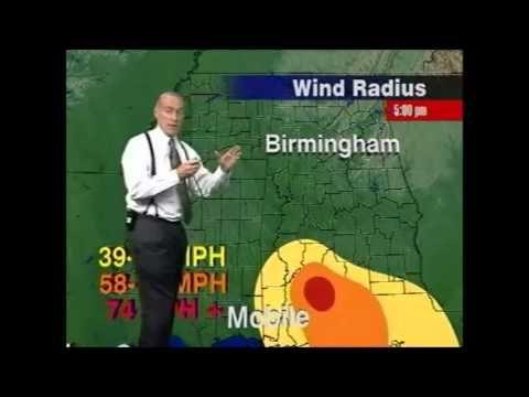 2005 Hurricane Dennis - Jason Simpson, James Spann, Brian Peters