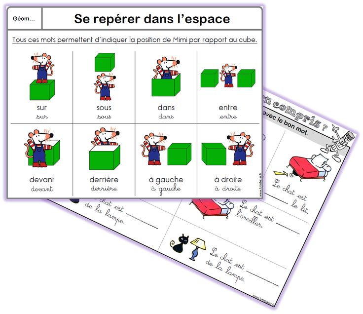... worksheets prépositions repinned by see more 1 worksheets french