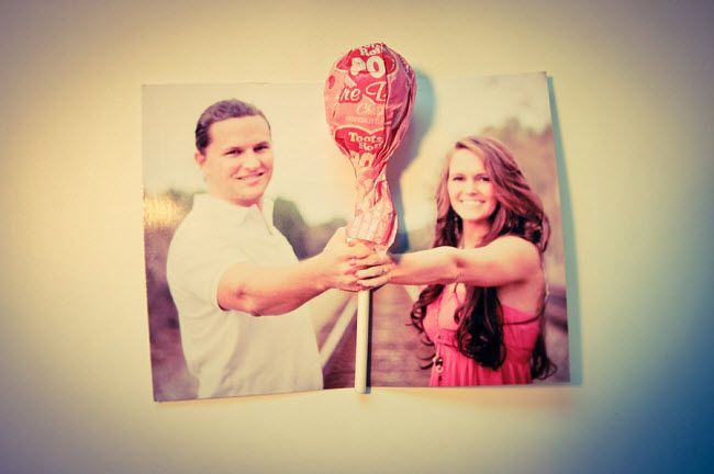 LOLLIPOP DIY WEDDING FAVORS UNDER 1$ {SohoSonnet Creative Living}