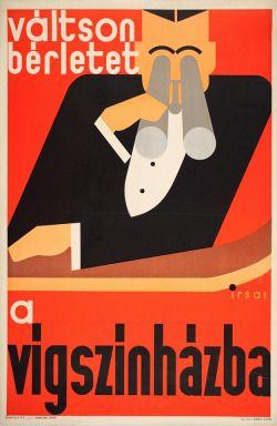 Irsai IstvánIrsai egyike volt a magyar és az izraeli tervezőgrafika legnagyobb mestereinek. A magyar plakát legkiemelkedőbb időszakában, az érett modernizmus korában alkotott, Izraelben pedig a formálódó új állam számára készített meghatározó plakátokat.Az életét és munkásságát bemutató kiállítás április 22-én nyílik az Izraeli Kulturális…
