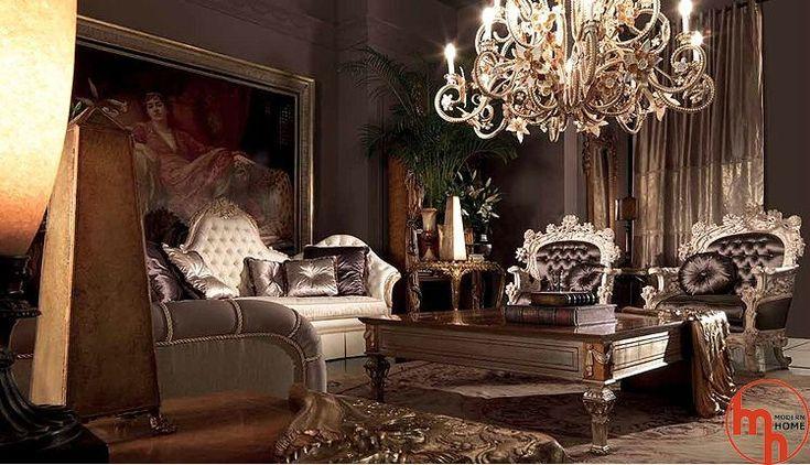 Зеркало и аксессуары для гостиной Jumbo Collection - Lace фото №1