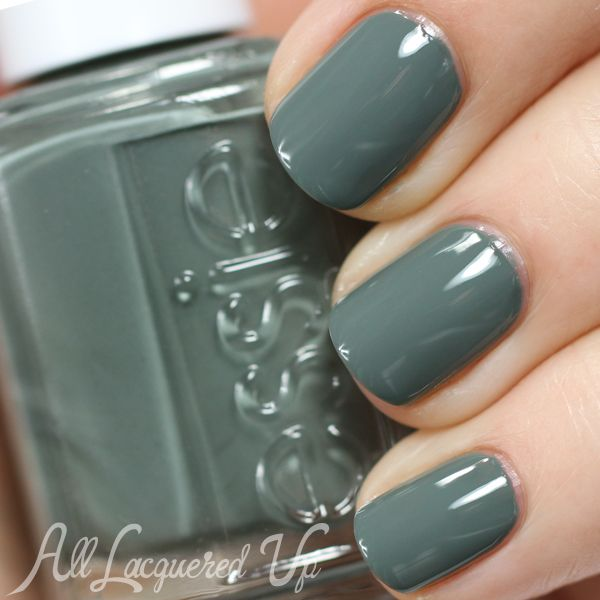 Blue Grey Nail Polish Essie: 17 Best Ideas About Dark Nail Polish On Pinterest