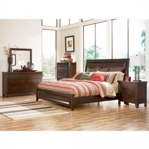 Holloway Panel Bedroom Set by Signature Design by Ashley Furniture
