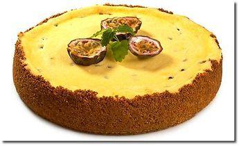 Australischer Käse Kuchen