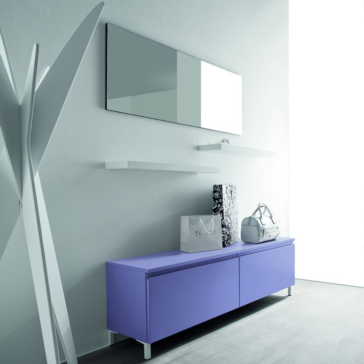 'Violet' wall unit, perfect for hallway but good for other rooms as well. Luxury materials, great quality.