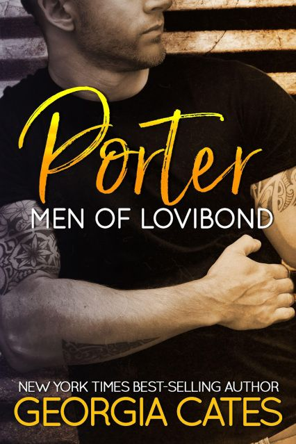 Cover Reveal: Porter by Georgia Cates Cover Design: Indie Formatting Service Release Date: August 4, 2017 https://www.goodreads.com/book/show/28590389-porter #cover @givemebooksblog @GeorgiaCates