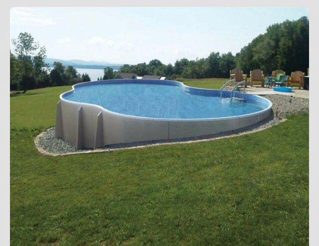 Best 25 hillside pool ideas on pinterest concrete pool for Hillside pool ideas